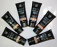Тональний крем Matt Make-up  LN Professional