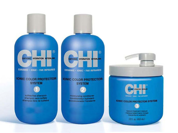 CHI IONIC COLOR PROTECTOR SYSTEM