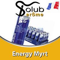 Ароматизатор Solub Arome - Energy Myrt (Черничный энергетик), 10 мл., фото 2