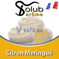 Ароматизатор Solub Arome - Citron Meringué (Лемон з зефіром), 10 мл, фото 2