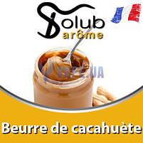 Ароматизатор Solub Arome - Beurre de cacahuète (Арахисовое масло), 10 мл., фото 2