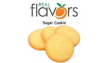 Ароматизатор Real Flavors Super Concentrate Sugar Cookie (Сахарное Печенье), 10 мл.