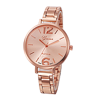 Женские наручные часы Geneva Fashion Platinum