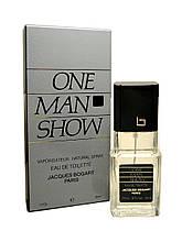 Туалетная вода мужская Jacgues Bogart One Man Show 30ml
