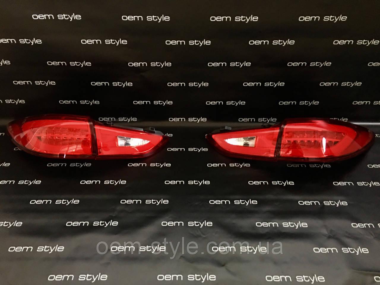 Задние Led фонари Mazda 6 2013-2017