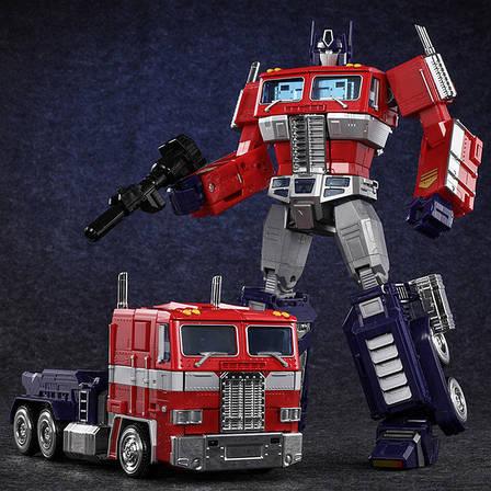 Трансформер Оптимус Прайм MP-10 32см! Optimus Prime, фото 2