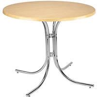 Обеденный стол Sonia (Соня) chrome/alu