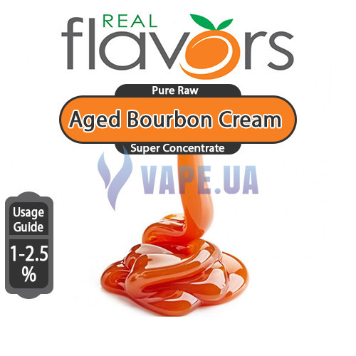 Real Flavors - Aged Bourbon Cream (Віскі і вершки)