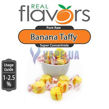 Real Flavors - Banana Taffy (Банановый тортик)