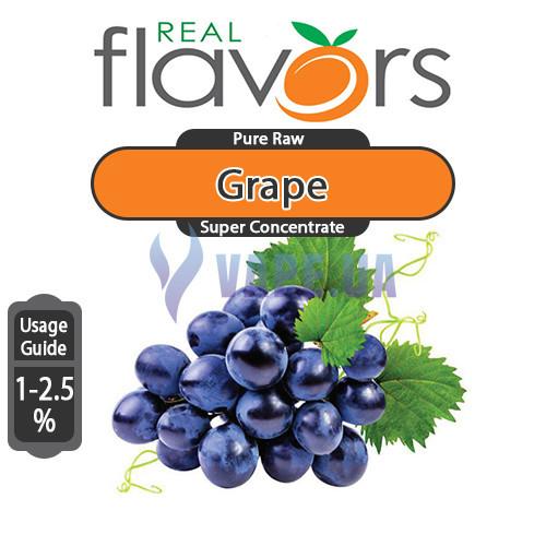 Real Flavors - Grape (Виноград)