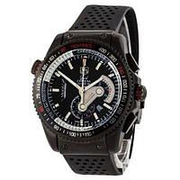 Наручные часы TAG Heuer Grand Carrera Calibre 36 RS Caliper Rubber All Black