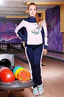 Спортивный костюм женский модный LS Амадин
