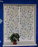 Рулонные шторы Апрель зеленый, фото 3