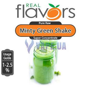 Real Flavors - Minty Green Shake (Мятный зеленый смузи)