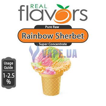 Real Flavors - Rainbow Sherbet (Радужный щербет)