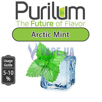 Ароматизатор Purilum - Arctic Mint (Арктическая мята)