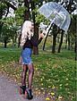 Зонт White белый (прозрачный), фото 7