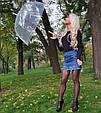 Зонт White белый (прозрачный), фото 10