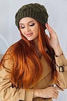 Шапка  женская стильная  в расцветках  51605