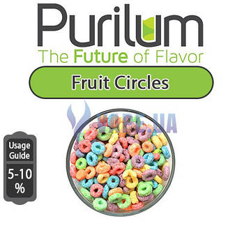 Ароматизатор Purilum - Fruit Circles (Фруктовые кольца)