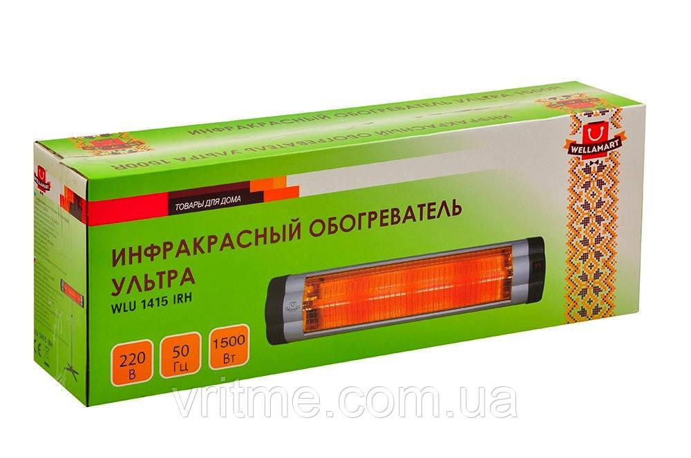 Инфракрасный обогреватель Ультра  1500 WLU 1415 IRH