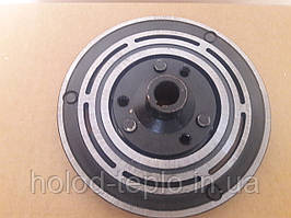 Прижимная пластина компрессора кондиционера SANDEN 5н14 шпонка
