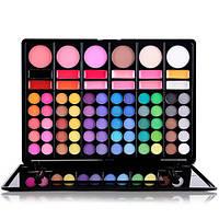 Палитра/палетка теней (тени румяна помады) 78 цветов №3 Mac для макияжа реплика