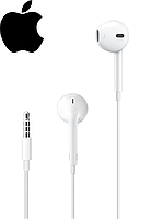 Оригинальные Apple EarPods with Remote and Mic 3.5 MD827