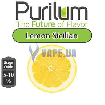Ароматизатор Purilum — Lemon Sicilian (Сицилианский лимон)