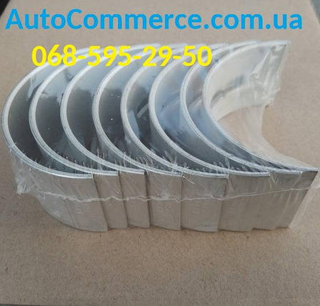 Вкладыши шатунные Hyundai HD65, Богдан А069, Хюндай HD (2306041020), фото 2