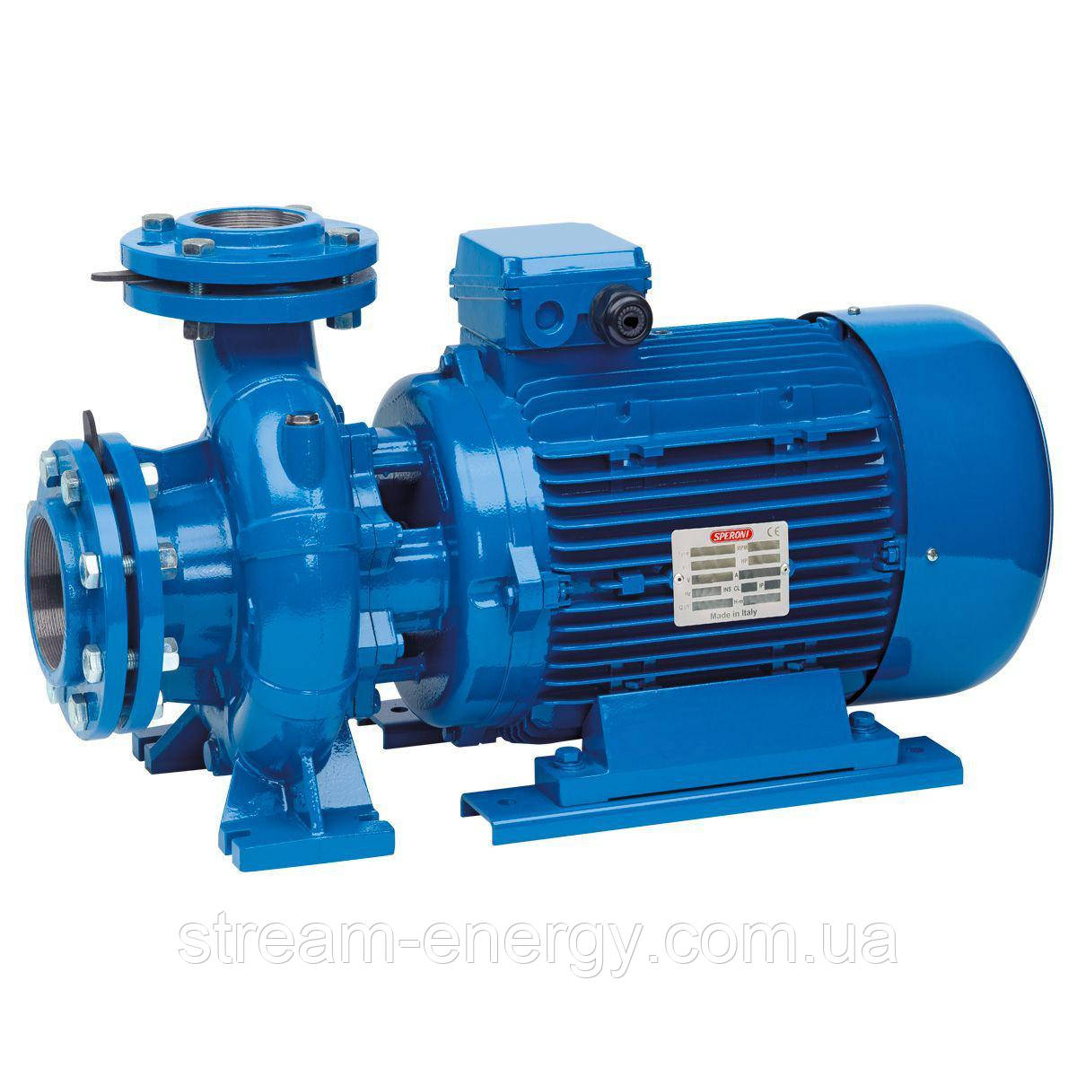 Відцентровий моноблочний насос Speroni CS 80-200A, подача до 240 м3/год
