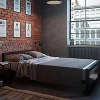 Кровать в стиле LOFT (NS-963247454)