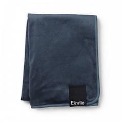Детский плед Pearl Velvet Blanket, цвет Juniper Blue (Elodie Details)