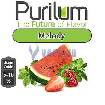 Ароматизатор Purilum - Melody (Микс из арбуза и клубники с мятной ноткой)