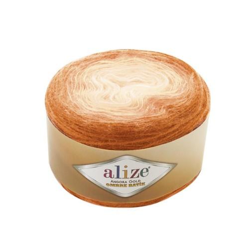 ANGORA GOLD OMBRE BATIK 7296 - 20% шерсть, 80% акрил