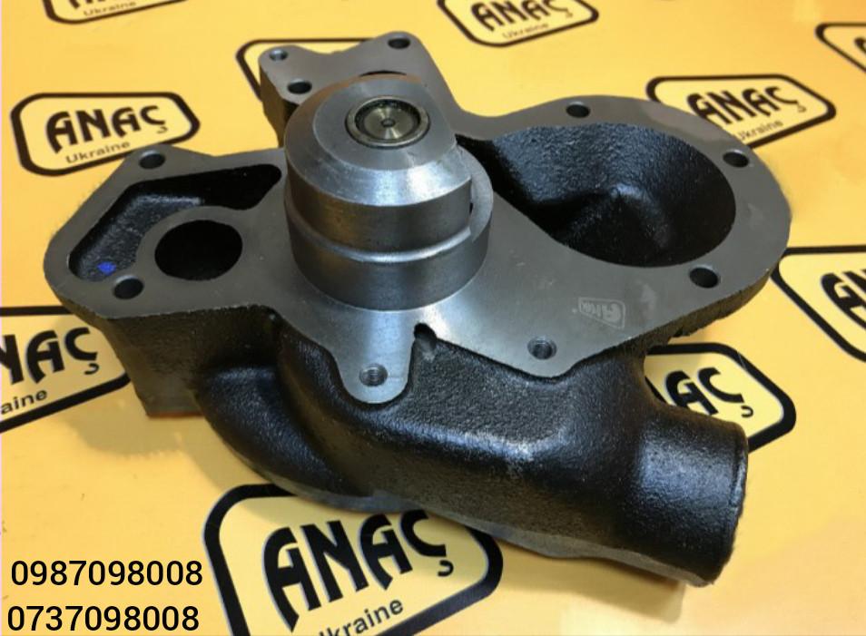 Насос водяной (помпа) для двигателя Perkins AK на JCB 3CX/4CX (02/202110, 02/201840, 02/202365, 02/202510)