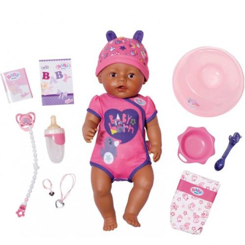 Кукла Очаровательная малышка Мулатка Ethnic Zapf Creation 824382