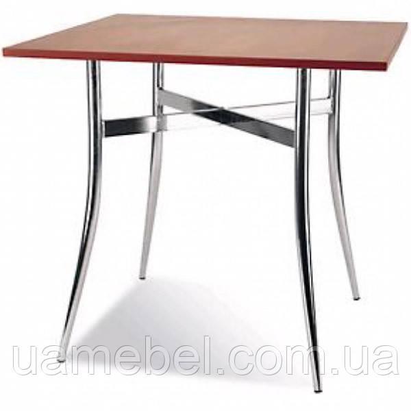 Обідній стіл Tracy (Трейсі) chrome/alu