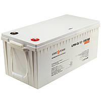 Аккумулятор гелевый LogicPower LPM-GL 12 - 200 AH