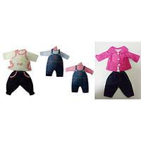 Лялькове вбрання DBJ-507-508AB-512