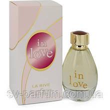Парфюмированная вода женская La Rive In Love 90ml