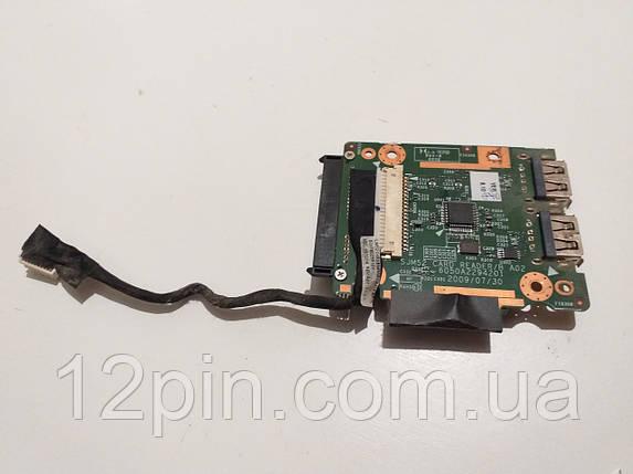 Плата USB  Packard Bell Ll1 б.у. оригинал, фото 2