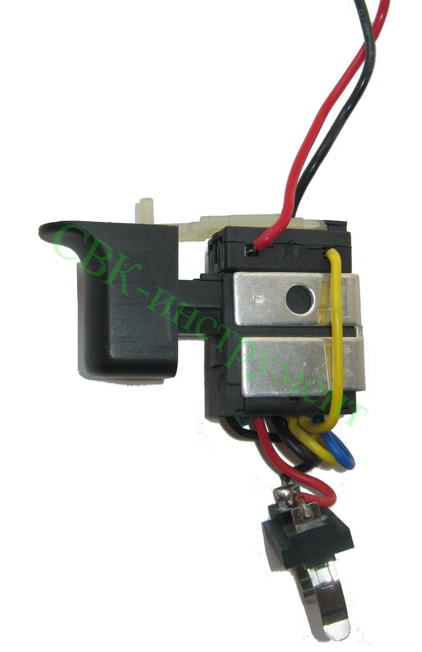 Кнопка аккумуляторного шуруповерта Ритм ДА-18-2