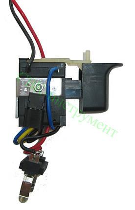 Кнопка аккумуляторного шуруповерта Ритм ДА-18-2, фото 2