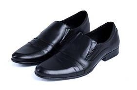 Мужские кожаные туфли Dav Lux