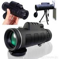 Монокуляр Panda, монокуляр для охоты Панда Monocular 40x60 объектив для смартфона + подарок