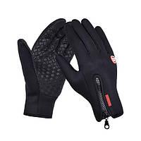 Спортивные перчатки B-Forest iGlove влагозащитные теплые для сенсорных экранов