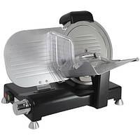 Полуавтоматический слайсер длятончайшей нарезки продуктов питания  RGV LUSSO 25 GL BLACK
