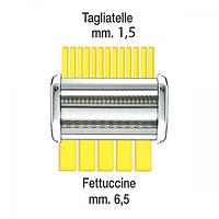 Насадка двойная для нарезки раскатанного теста  DUPLEX 205 Imperia, Италия