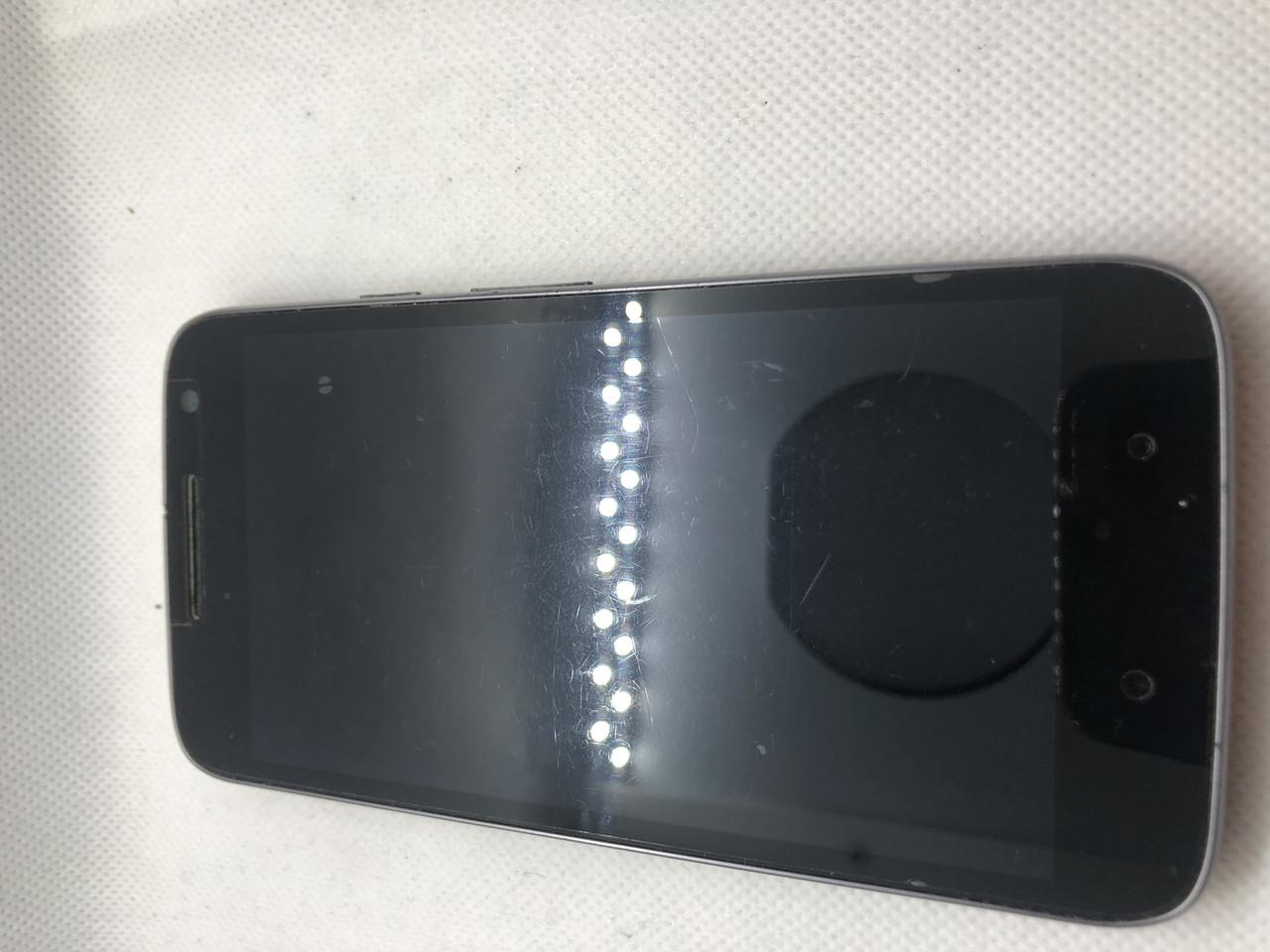 Мобильный телефон Motorola MOTO G4 Play (XT1602) Black 36ВР